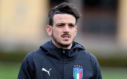 Florenzi, risentimento a polpaccio: out col Napoli