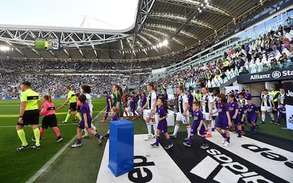 39.027 spettatori, record-show allo Stadium. VIDEO