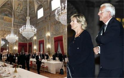 Xi in Italia, Zhang e Lippi alla cena al Quirinale
