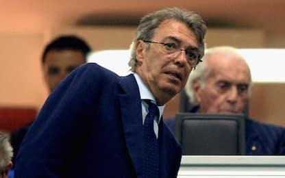 """Moratti: """"No alla demolizione di San Siro"""""""