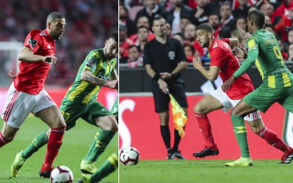 Ricordate Taarabt? Debutto al Benfica dopo 4 anni