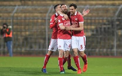 Serie C: pari per Pordenone e Juve Stabia