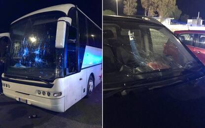 Scontri prima di Lecce-Pescara, due feriti