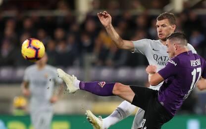 Roma-Fiorentina, tutto quello che c'è da sapere