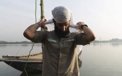 """""""10 Rivers 1 Ocean"""": la missione di Alex Bellini"""