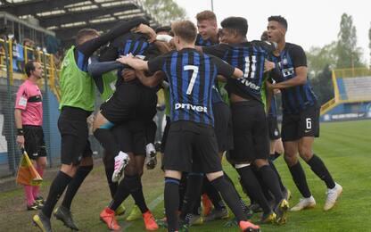 Primavera, Inter-show nel derby: 4-2 al Milan