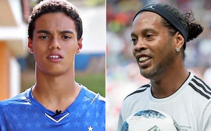 João Mendes al Cruzeiro: è il figlio di Ronaldinho