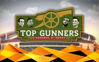 """""""Top Gunners"""", Di Canio racconta l'Arsenal"""