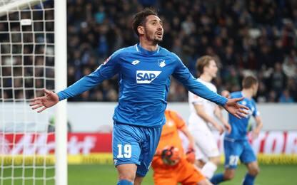 Ricordate Belfodil? Tris da record in Bundesliga