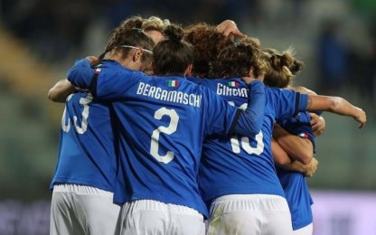 Azzurre, Cernoia non basta: Polonia-Italia 1-1