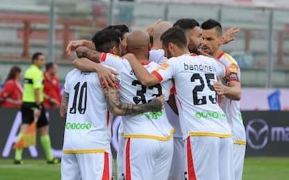 Perugia-Benevento 2-4: giallorossi al terzo posto