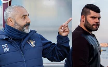 "Liverani: ""Ho visto il Brescia? No, c'era Gomorra"""