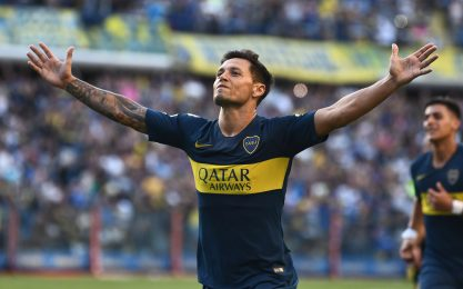 Da Oliveira a Zarate, gol italiani in Libertadores