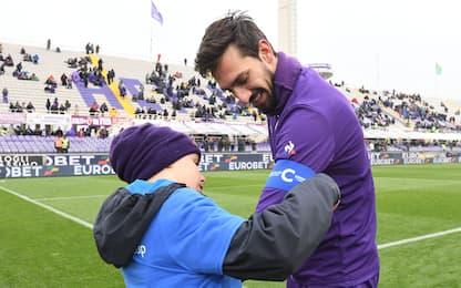 Fiorentina, donati 1.5 milioni al fondo di Astori