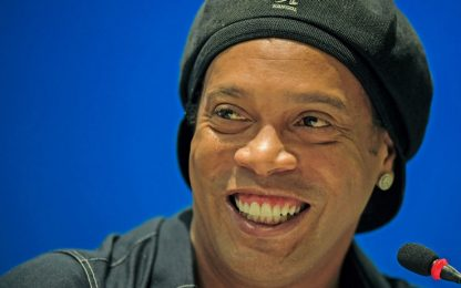 Ronaldinho si dà al rap: 'Garra' spopola sul web