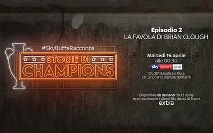 BuffaRacconta-Storie di Champions: Brian Clough