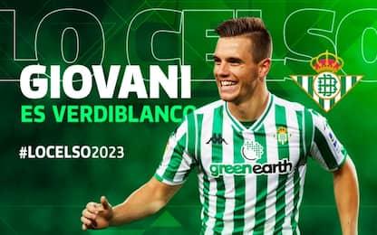 Betis riscatta Lo Celso, contratto fino al 2023