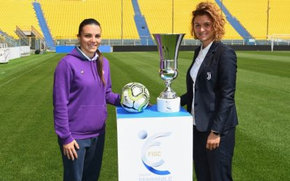 Coppa Italia donne, in finale sarà Juve-Fiorentina