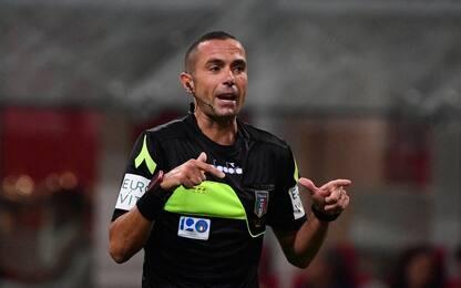 Guida per Inter-Roma, Juve con Pasqua: gli arbitri