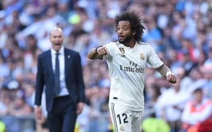 """Marcelo: """"Futuro? Il Real è casa mia"""""""