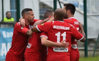 Coppa Italia Serie C, Monza vince finale d'andata