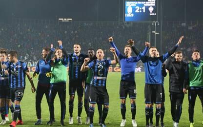 L'Atalanta ribalta la Fiorentina e vola in finale