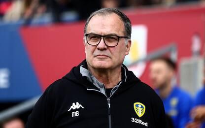 Bielsa rimane al Leeds per un'altra stagione