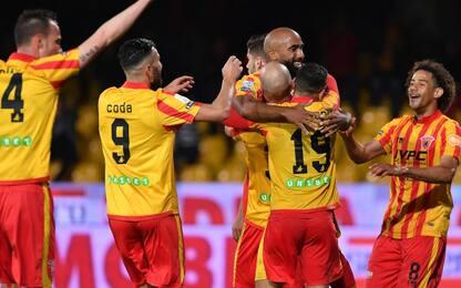 Il Benevento centra i playoff: Cosenza ko 4-2