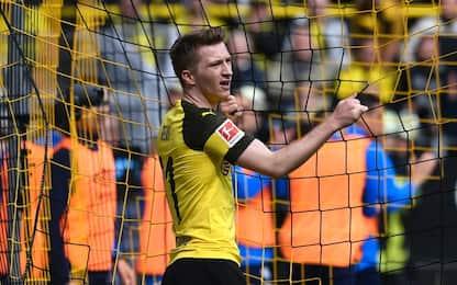 Dortmund shock nel derby, il Bayern può scappare