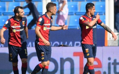 Chievo-Parma 1-1 e Spal-Genoa 1-1