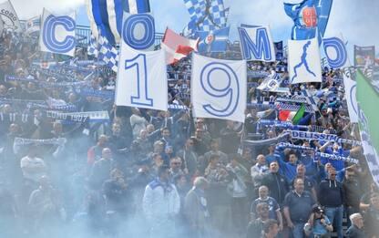 Il Como torna in Serie C dopo due anni