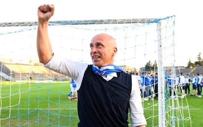 """Corini: """"Brescia in A, la mia gioia più grande"""""""