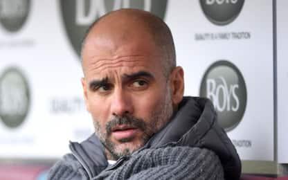 """Guardiola: """"Non andrò alla Juve"""""""