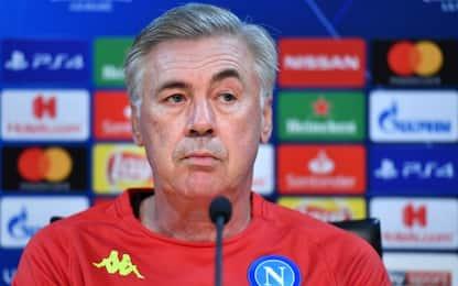 """Ancelotti: """"Mai voluto cedere Insigne"""""""