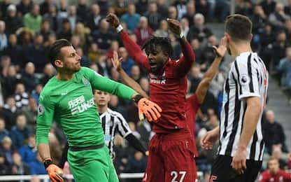 Origi salva i Reds, 3-2 a Newcastle. Ma Salah è ko