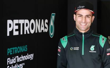 Moto2, Pasini corre con Petronas: sostituirà Pawi