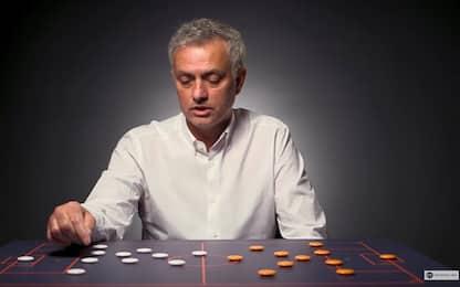 Mourinho svela la tattica di Inter-Barcellona 2010