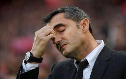 """Valverde: """"Niente scuse dopo una sconfitta così"""""""