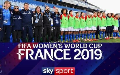 Francia 2019: 30 giorni al via del Mondiale donne