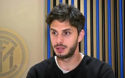 """Ranocchia a Sky: """"Inter una famiglia, io maturato"""""""