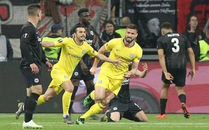 Chelsea-Eintracht, le probabili formazioni