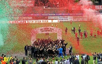 Coppa Italia Serie C alla Viterbese: Monza ko 1-0
