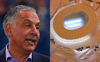 Pallotta, appello ai tifosi per il nuovo stadio