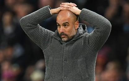 "Il NY Times: ""Manchester City a rischio Champions"""