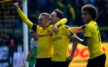 Pari Bayern, il Borussia vince e spera ancora: -2