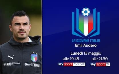 """Emil Audero si racconta a """"La Giovane Italia"""""""