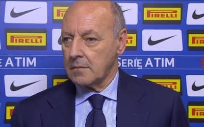 Covid, 5 contagiati nell'Inter: positivi Marotta, Antonello e Ausilio