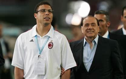 """Ronaldo: """"Berlusconi dava consigli, ma noi..."""""""