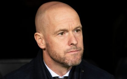 "Ten Hag: ""Barça o Bayern? Sto bene all'Ajax"""