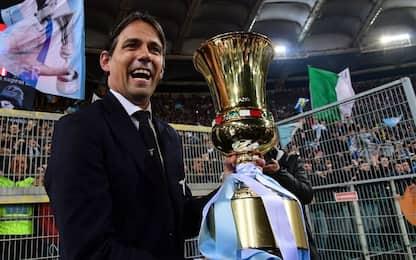 """Inzaghi: """"Percorso straordinario, Coppa meritata"""""""